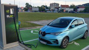 Renault Zoe Intens R135 – Još bolji i snažniji 'strujić'