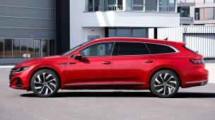Obnovljeni Volkswagen Arteon dobio i Shooting Brake izdanje