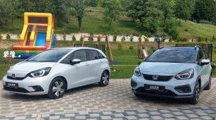 Honda započela prodaju novog modela Jazz i njegove SUV verzije Crosstar