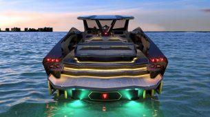 Je li ovo jahta ili Lamborghini? Oboje!