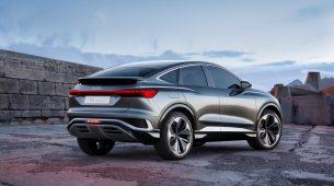 Audi otkrio električni koncept Q4 Sportback e-tron