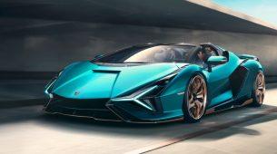 Najnoviji Lambo postao je još atraktivniji, upoznajte Lamborghini Sián Roadster