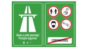 Savjeti za sigurno putovanje automobilom u doba pandemije
