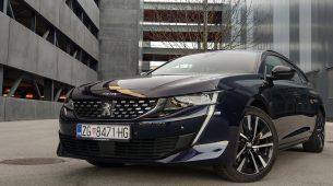 Peugeot 508 SW GT BlueHDi 180 EAT8