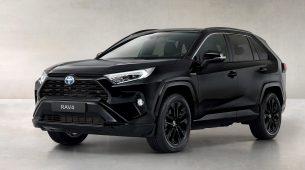 """Ponoćno crna"" Toyota RAV4 Hybrid Black Edition stiže u listopadu"