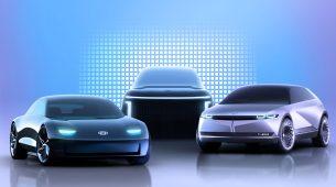 Hyundai izdvojio marku IONIQ i najavio 3 električna automobila