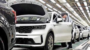 Započela proizvodnja Kia Sorento hibrida namijenjenog Europi