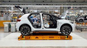 Volkswagen ID.4 u serijskoj proizvodnji