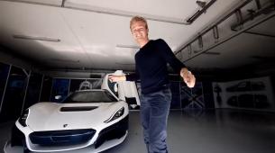 Nico Rosberg naručio si je Rimčev C_Two