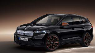 Škoda razotkrila Enyaq iV, svoj prvi električni SUV