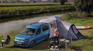 Volkswagen Caddy California za ljubitelje putovanja i prirode
