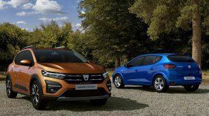 Dacia je za 2021. pripremila novi Sandero i Sandero Stepway