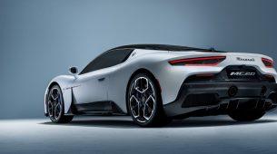 Maserati MC20, superautomobil za novu eru talijanske marke