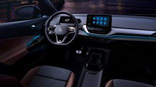 Volkswagen polako razotkriva ID.4, rođaka Škode Enyaq