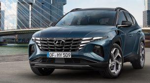Četvrta generacija Hyundai Tucsona djeluje moderno i napredno