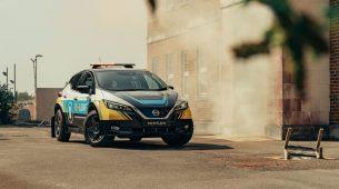 Nissan RE-LEAF kao mobilni izvor energije