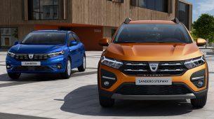 Razotkrivena treća generacija modela Dacia Sandero i njegovog Stepway izdanja