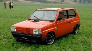 Fiat Panda slavi 40. rođendan