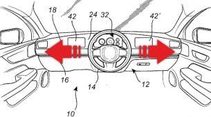 """Volvo izmislio volan koji se """"seli"""" lijevo-desno"""