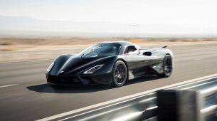 SSC Tuatara je novi najbrži serijski automobil na svijetu