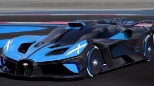 Bugatti Bolide – punokrvni trkaći superautomobil s 1.850 KS