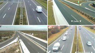Preko tisuću novih kamera stiže na hrvatske autoceste