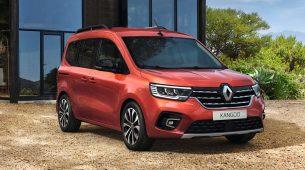 Renault Kangoo u potpuno novom izdanju stiže na proljeće