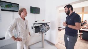 Nico Rosberg otkriva u dva video nastavka kako nastaje njegov C_Two