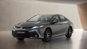 Početkom godine u Hrvatsku stiže nova Toyota Camry Hybrid