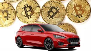 Prvi automobil u Hrvatskoj prodan za bitcoine