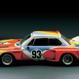 Alexander Calder, BMW 3.0 CSL (1975.)