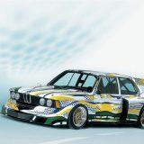 Roy Lichtenstein, BMW 320i grupa 5 (1977.)