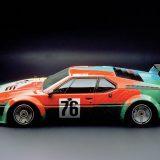 Andy Warhol, BMW M1 grupa 4 (1979.)