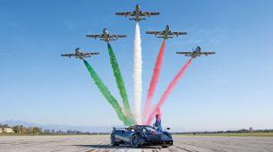 Pagani Huayra Tricolore, superautomobil posvećen akrobatskim avionima