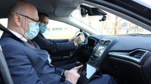 Vozački ispiti od sada se audiovizualno snimaju