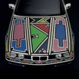 Esther Mahlangu, BMW 525i (1991.)