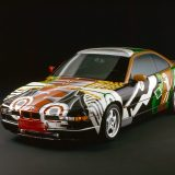 David Hockney, BMW 850 CSi (1995.)