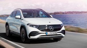 EQA je električni brat Mercedesovog modela GLA i stiže kroz dva mjeseca