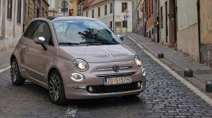 Fiat 500 1.0 BSG Star Hybrid – Simpatičan gradski mališan sada ekološki prihvatljiviji