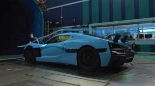 Rimac Automobili dovršili testove C_Two u zračnom tunelu