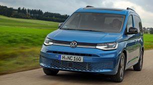 Stigao je novi Volkswagen Caddy – veći, praktičniji i učinkovitiji