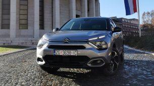 Isprobali smo novi Citroën C4, cijene startaju od 135 tisuća kuna