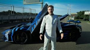 """Nick Heidfeld """"uštimava"""" Pininfarinu Battista prije serijske proizvodnje"""