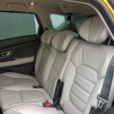 Tri zasebna sjedala otraga nesumnjivo će pripomoći udobnosti. Tu su i dva Isofix priključka pa tako u Scénicu možete voziti ukupno troje djece :-)