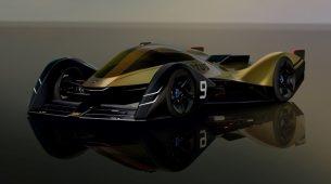 Lotusova vizija trkaćeg bolida za Le Mans 2030.
