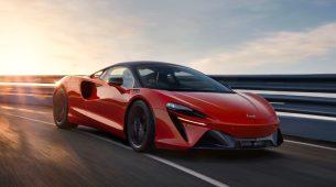 McLaren Artura njihov je prvi hibrid u serijskoj proizvodnji