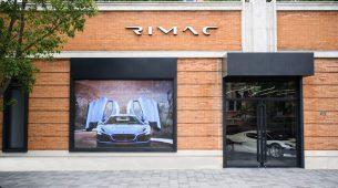 Rimac Automobili otvorili prvi prodajni salon u Kini