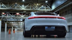 Porsche Taycan najbrži je automobil na svijetu – u zatvorenom prostoru
