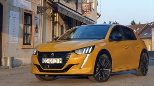 Test Peugeot 208 1,2 PureTech 100 GT Line – Puno više od još jedne uspjele stilske vježbe