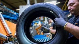 Prošle godine u Hrvatskoj prodano gotovo 15% manje auto guma